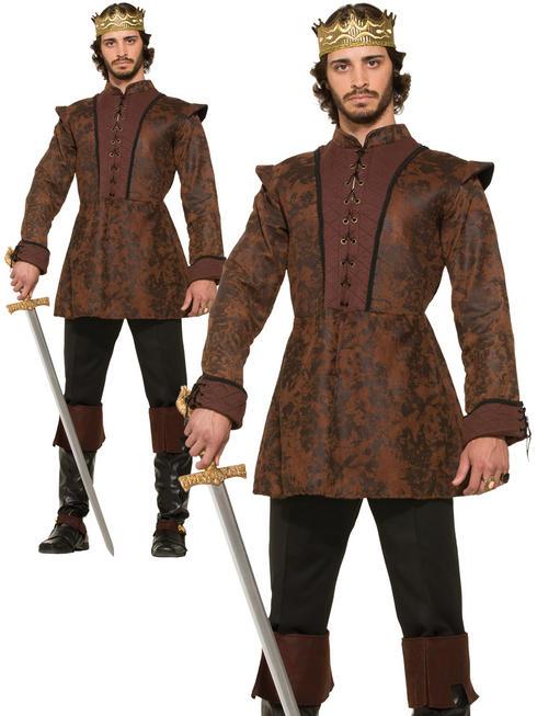 Men's Medieval Kings Coat