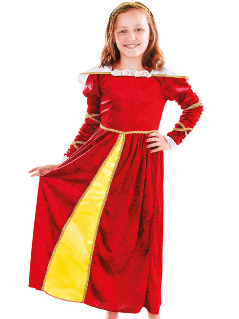 Girl's Tudor Costume