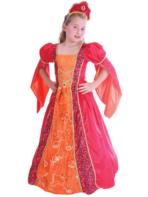 Girl's Deluxe Princess Costume