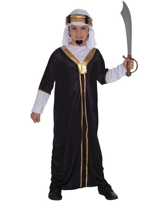Boy's Sultan Costume