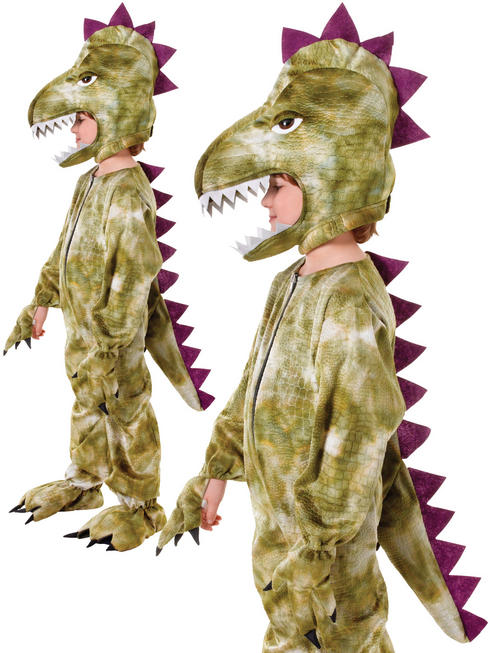 Boy's Dinosaur Costume