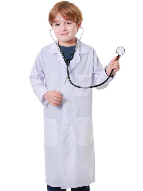 Child's Doctor Coat