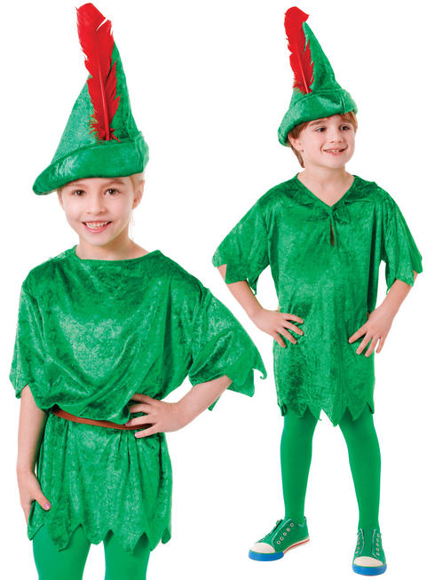 Boy's Deluxe Peter Pan Costume