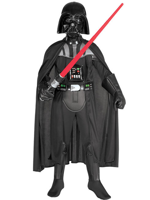 Boy's Deluxe Darth Vader Costume