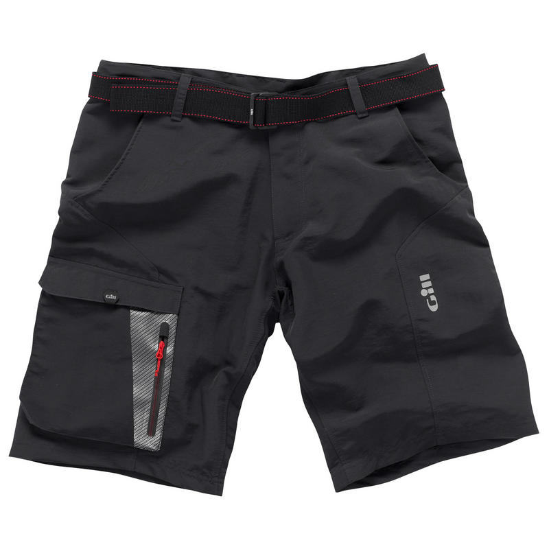 Gill Race Collection Shorts - Graphite