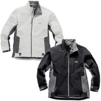 Gill Race Collection Shore Jacket - Graphite / Silver