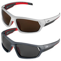 Gill Race Collection Sunglasses - Graphite / Silver