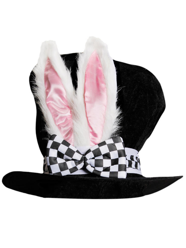 Deluxe Rabbit Top Hat