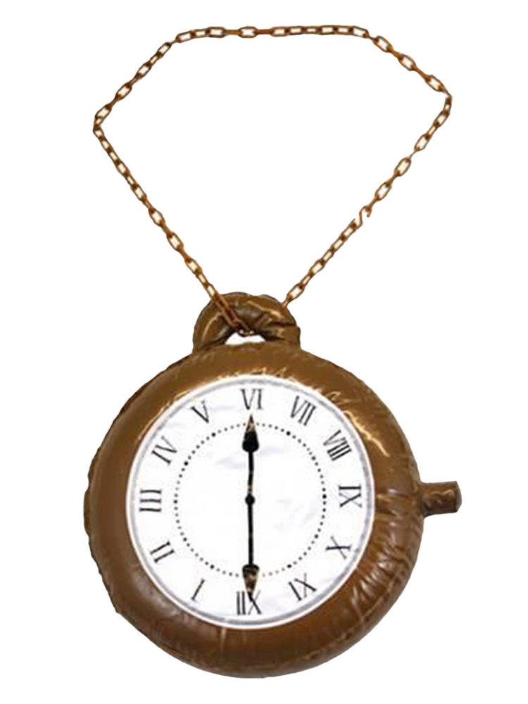 Inflatable Pocket Watch