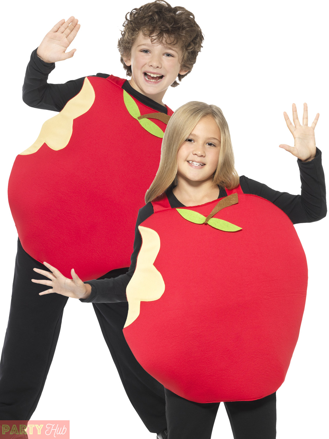 Child Apply Peach Costume Boys Girls Fruit Fancy Dress ...