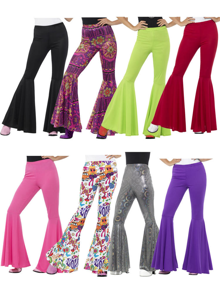 Ladies Flared Trousers