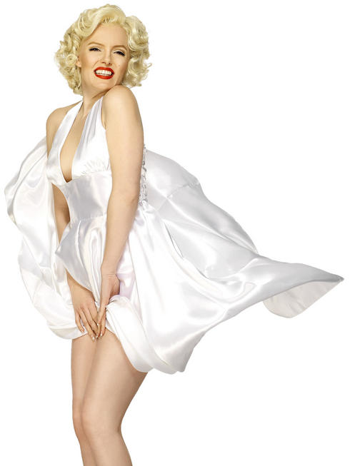 Ladies Marilyn Monroe Classic Costume