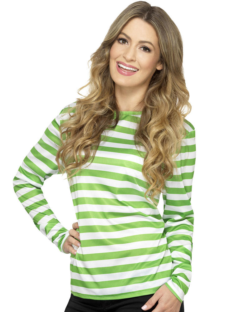 Ladies Stripy T-Shirt