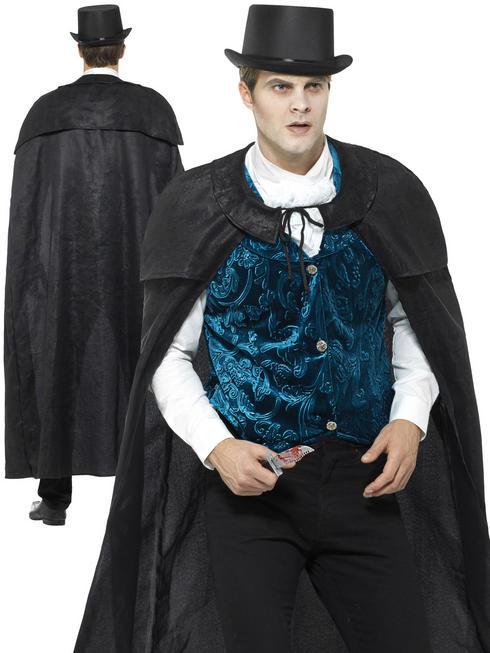 Men's Deluxe Victorian Jack The Ripper Costume