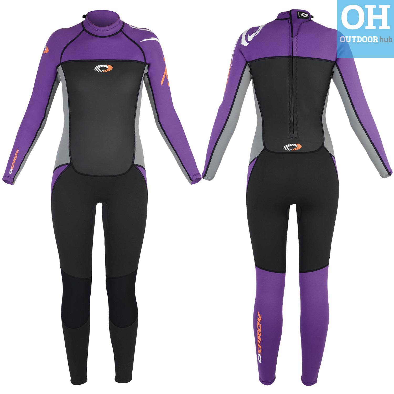 Osprey-Origin-Womens-3-2mm-Neoprene-Wetsuit-Full-Length-3mm-Ladies-Surf-Kayak thumbnail 22
