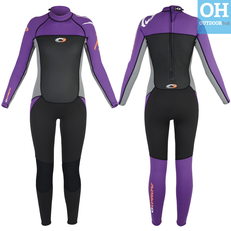 Osprey-Origin-Womens-3-2mm-Neoprene-Wetsuit-Full-Length-3mm-Ladies-Surf-Kayak thumbnail 25