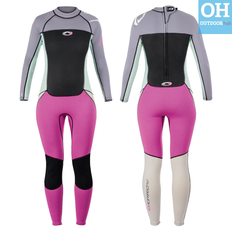 Osprey-Origin-Womens-3-2mm-Neoprene-Wetsuit-Full-Length-3mm-Ladies-Surf-Kayak thumbnail 15
