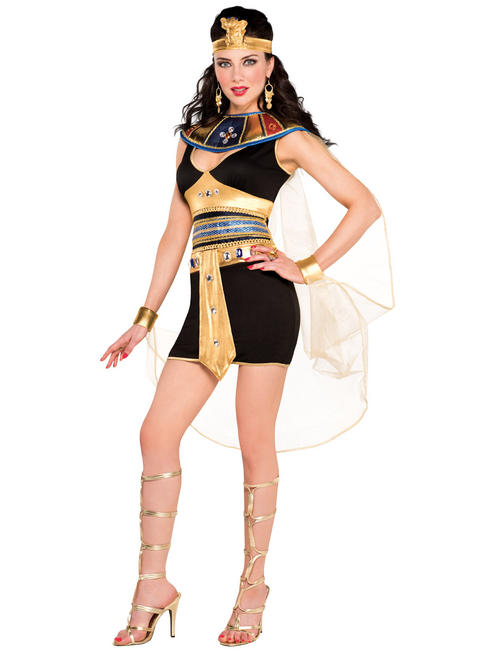 Ladies Cleo Patra Costume