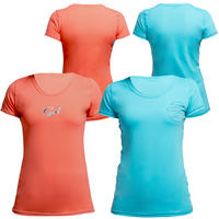 Gul Ladies Tee Fit S/S Rash Vest