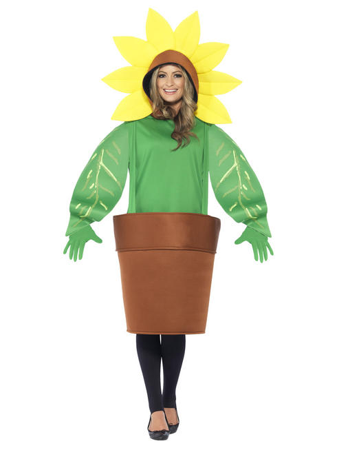 Adults Sunflower Costume