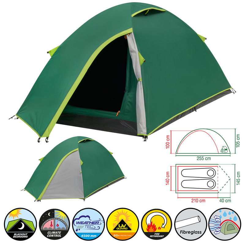 Thumbnail 4  sc 1 st  Outdoor Hub & Coleman Kobuk Valley Tent | All Camping | Outdoor Hub