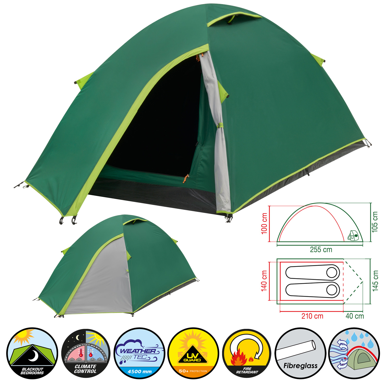 Coleman Kobuk Valley Tent 2 3 4 Man
