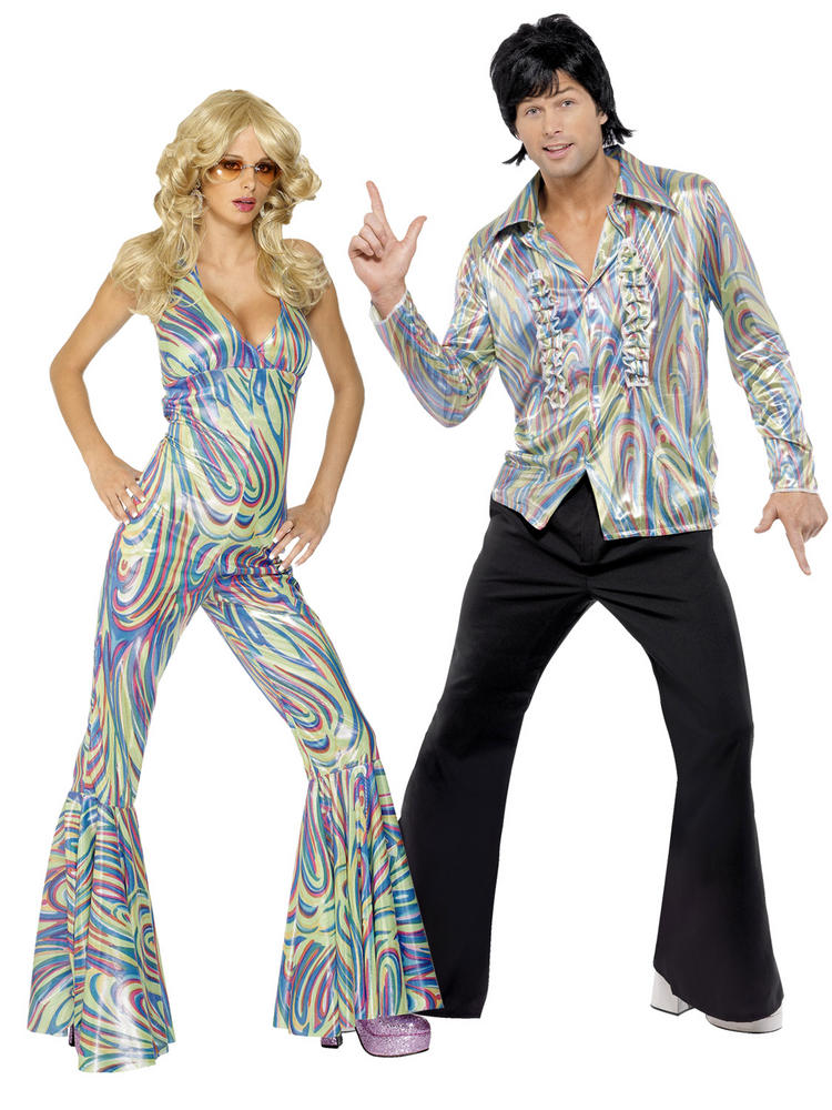 Adults 70s Retro Costume