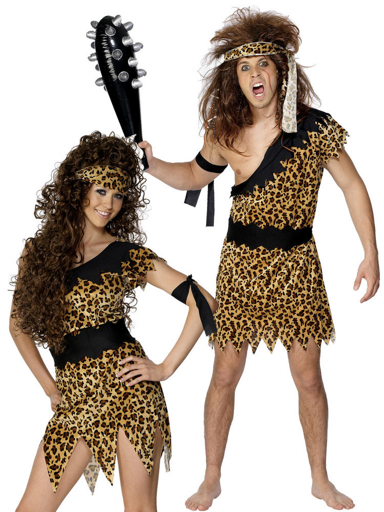 Adults Caveman / Cavewoman Costume
