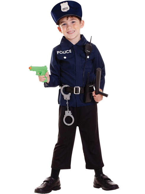 Child's Policeman Kit