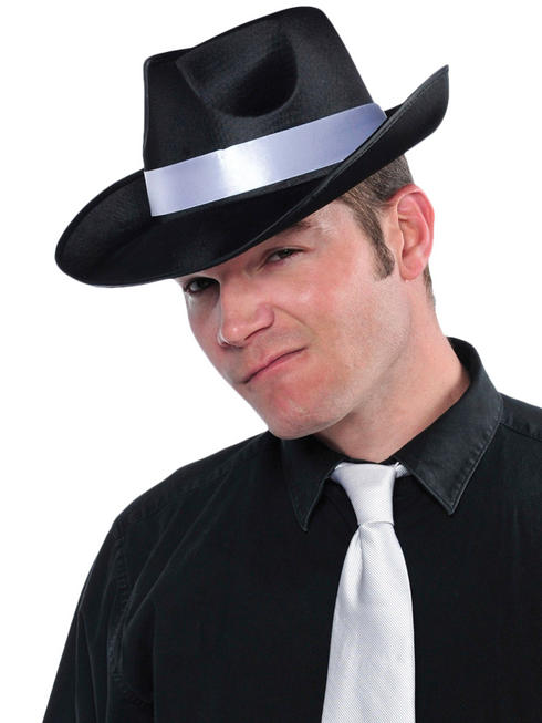 Adults Gangster Hat