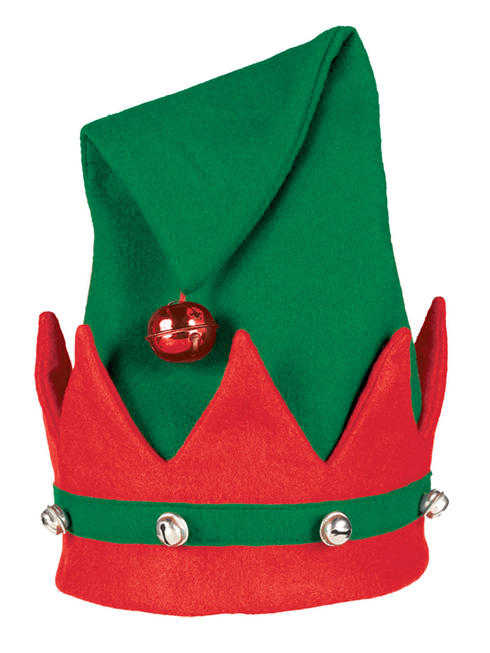 Adult's Elf Hat
