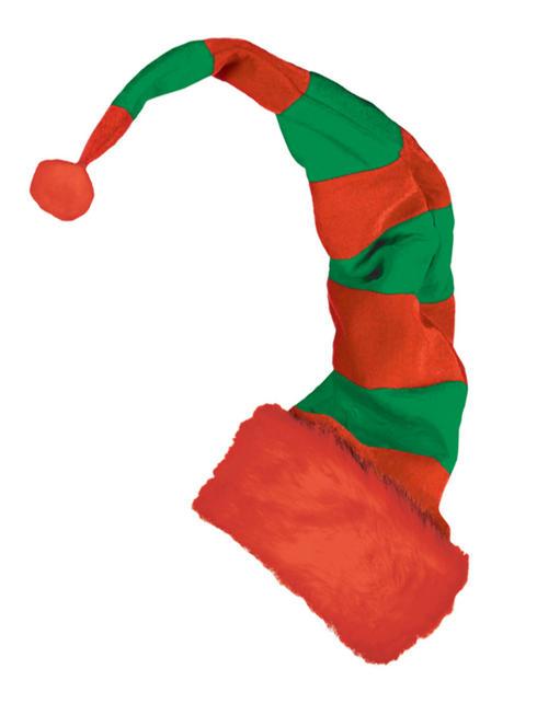 Adult's Elf Long Hat