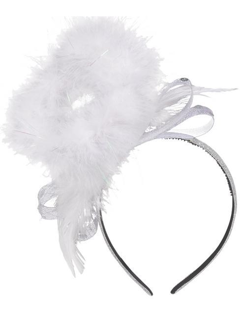 Angel Mini Hat on Headband