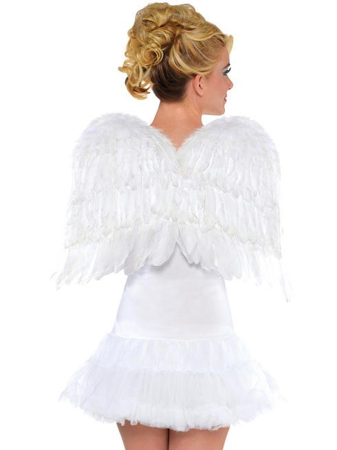 Ladies Feather Wings