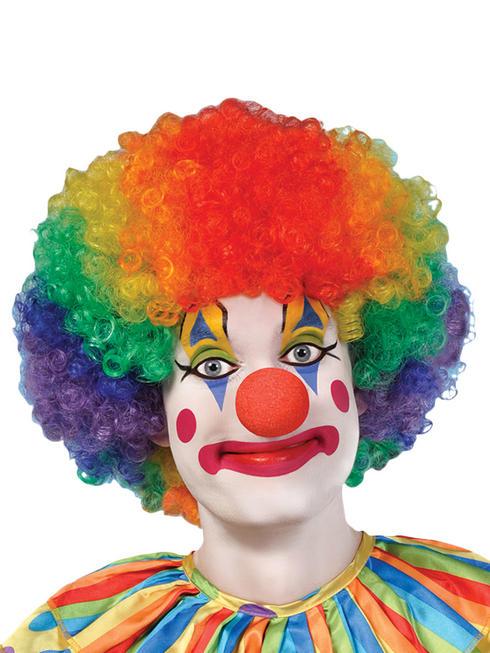 Adults Clown Wig