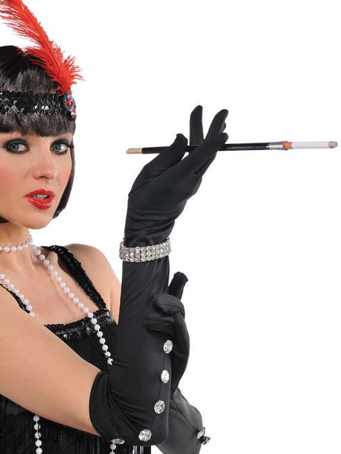 Ladies 1920s Flapper Cigarette Holder