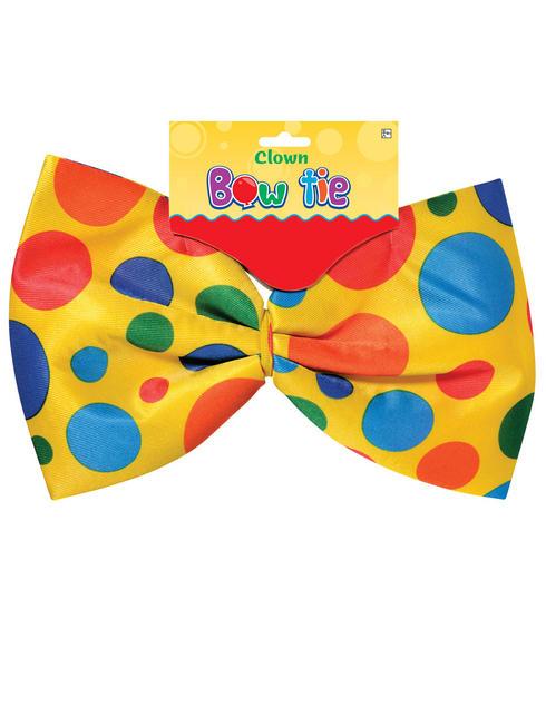 Adults Clown Bowtie