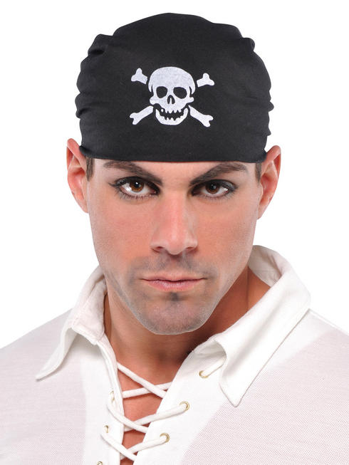 Adults Pirate Bandana