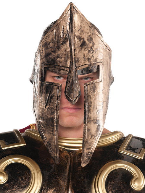 Adults Spartan Warrior Helmet
