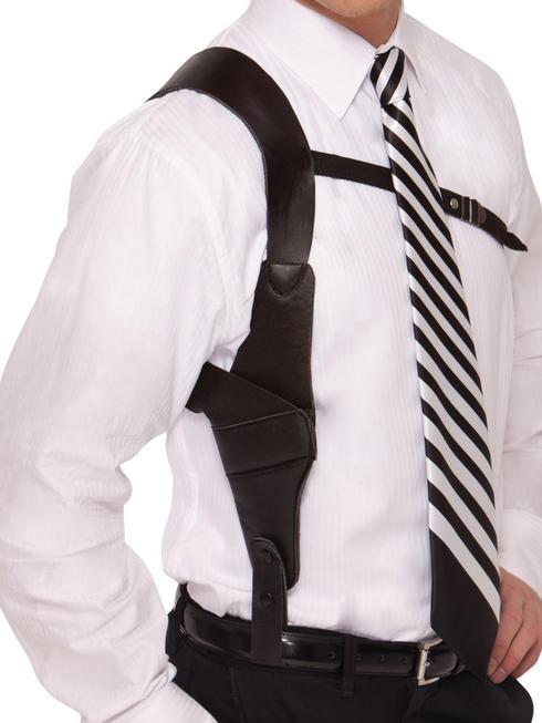 Adults Gangster Gun Holder