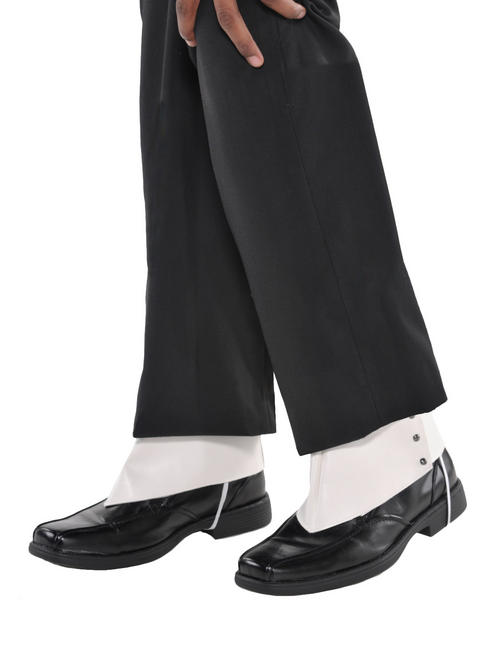 Adults Gangster Spats