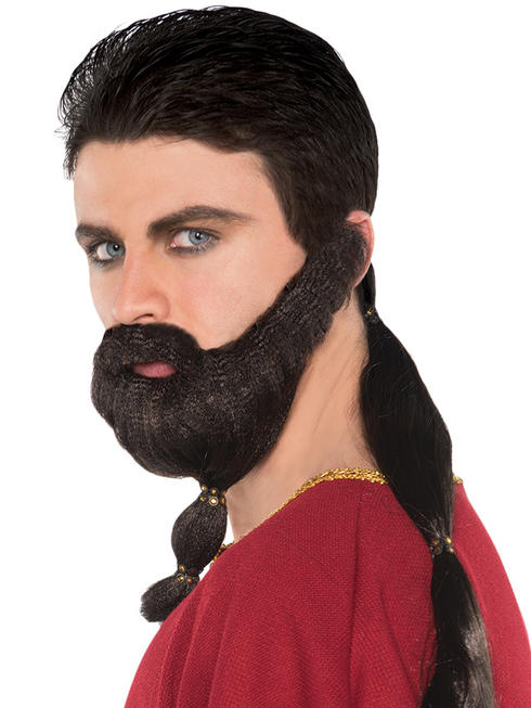 Adults Roman Warrior Hair Set