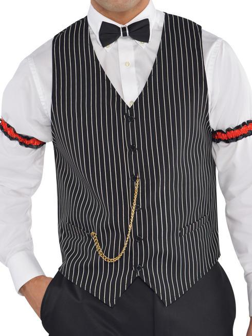 Adults Gangster Vest