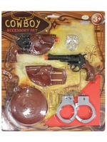 Child's Cowboy Accessory Kit