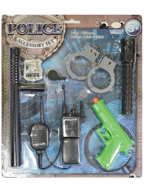 Child's Police Accessory Kit