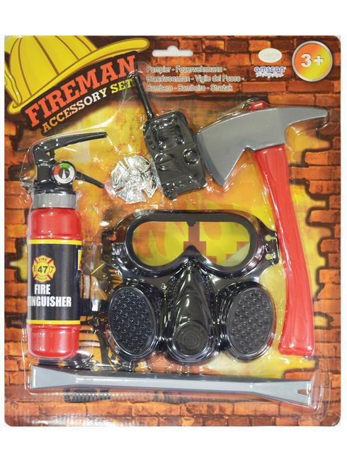 Child's Fireman Accessory Kit