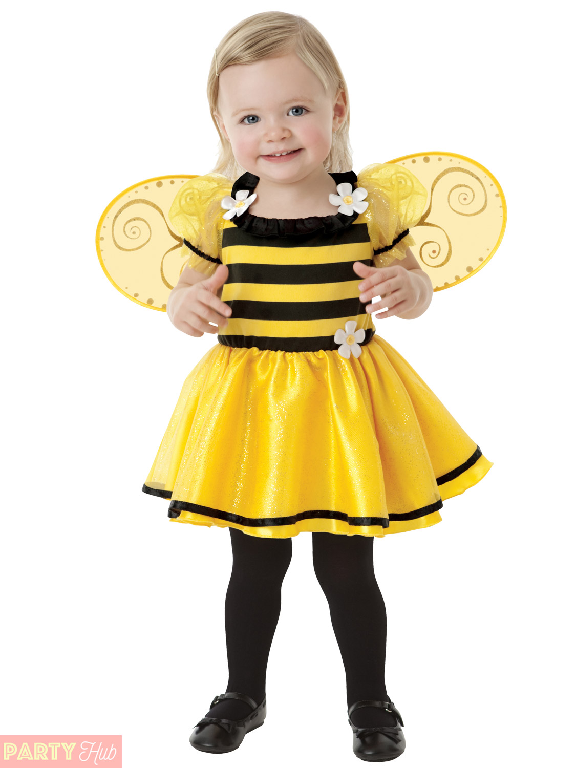 Childs-Toddler-Ladybird-Bumble-Bee-Costume-Girls-Ladybug-  sc 1 st  eBay & Childs Toddler Ladybird Bumble Bee Costume Girls Ladybug Fancy Dress ...