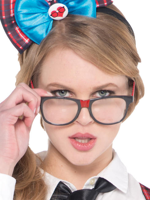 Adults Nerd Chic Glasses