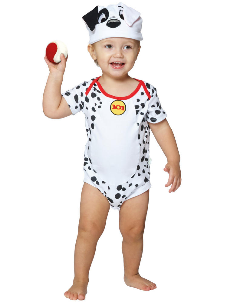 Baby Toddler Disney 101 Dalmatians Costume All Children