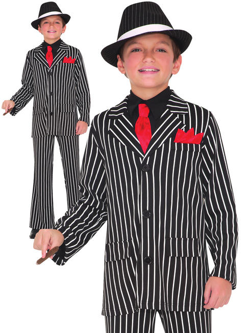 Boy's Gangster Guy Costume